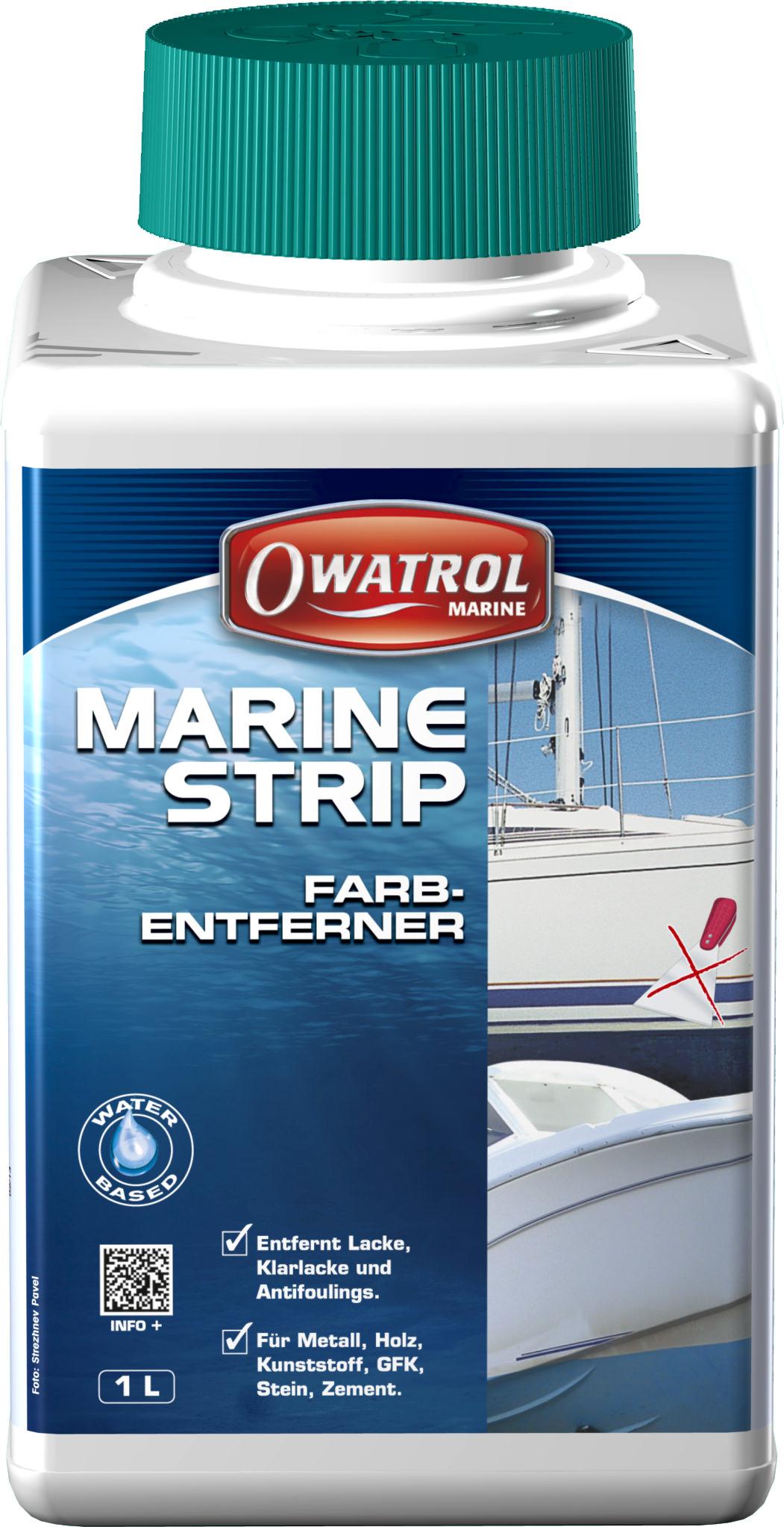 Marine strip 1l antifouling entferner abbeizer - Maritime wohnideen ...