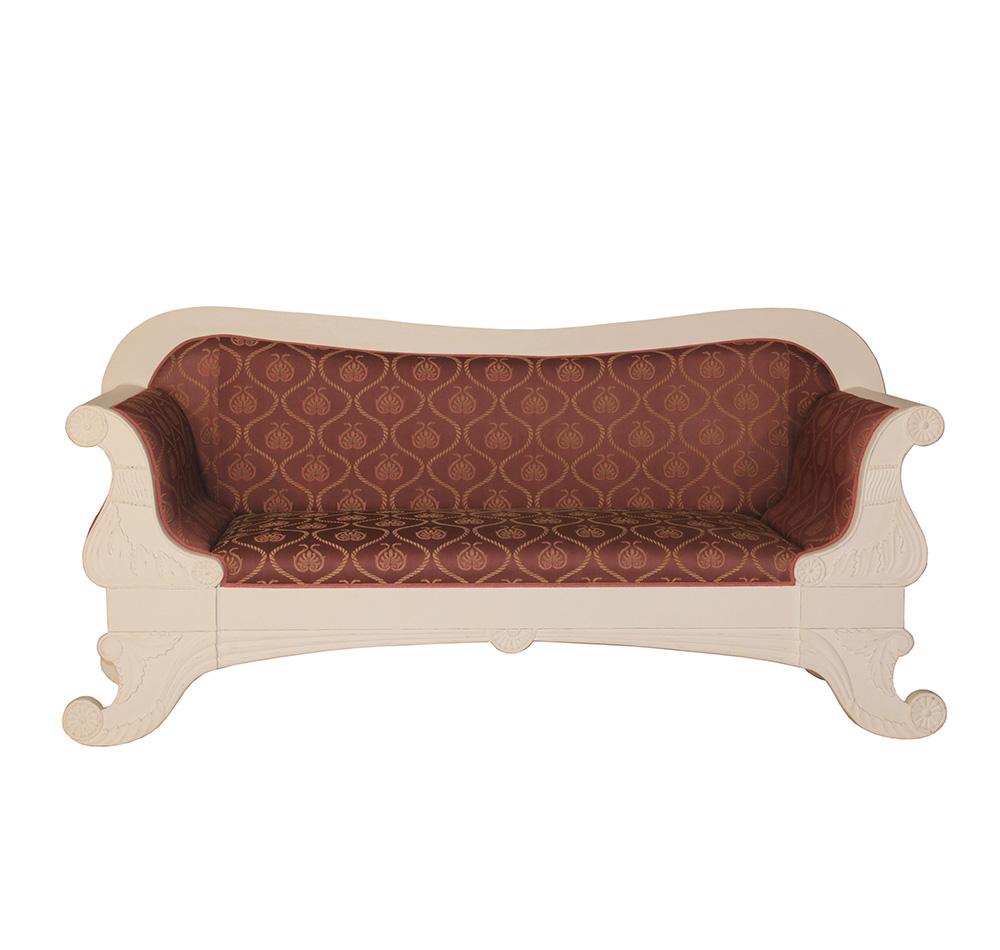 biedermeier sofa salur sitzbank bank couch stilm bel. Black Bedroom Furniture Sets. Home Design Ideas