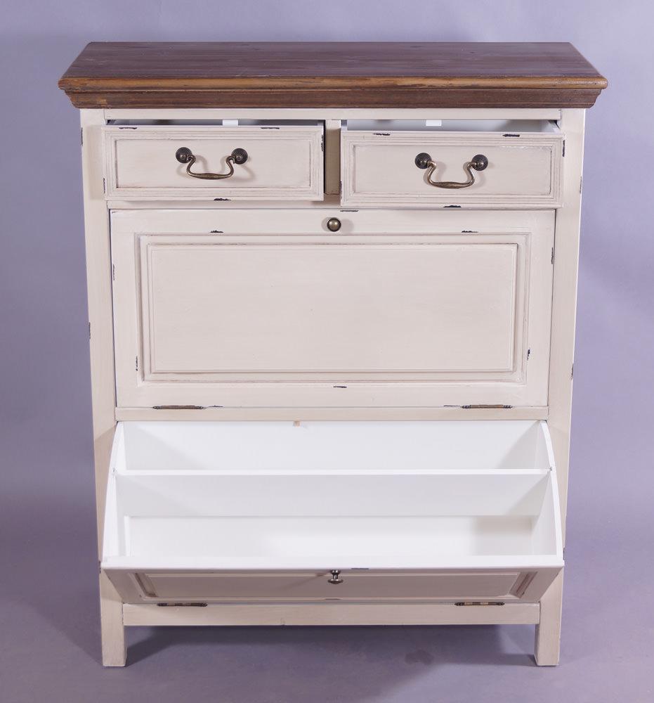sch n vintage schuhschrank zeitgen ssisch die kinderzimmer design ideen. Black Bedroom Furniture Sets. Home Design Ideas
