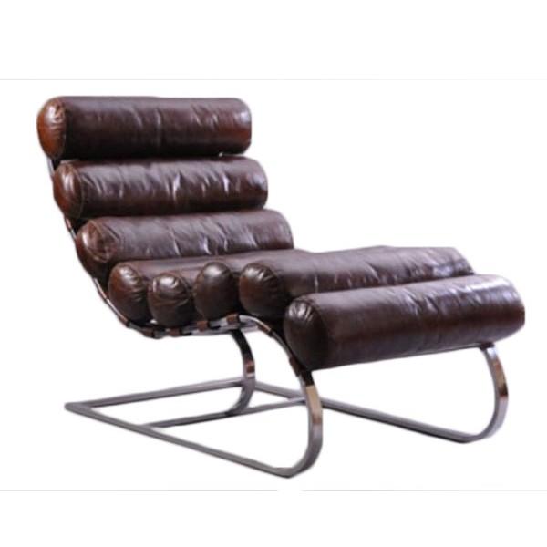 vintage leder design liege klassiker relaxliege metronom. Black Bedroom Furniture Sets. Home Design Ideas