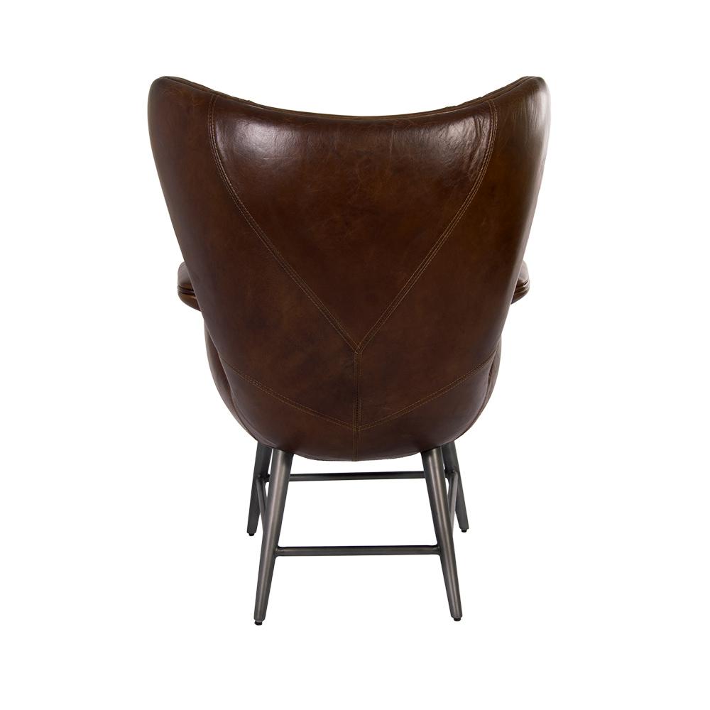 ohrensessel balmore leder vintage cigar sessel ledersessel. Black Bedroom Furniture Sets. Home Design Ideas