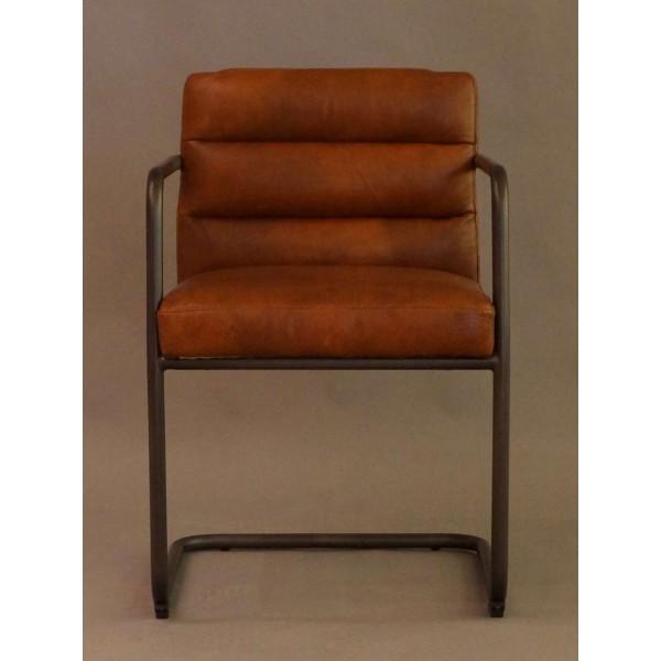freischwinger sessel murray vintage leder stahlrohr ledersessel sessel m bel neu ebay. Black Bedroom Furniture Sets. Home Design Ideas