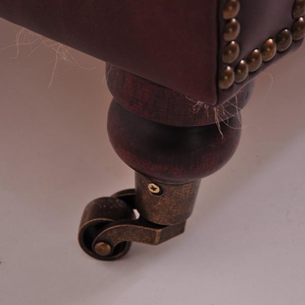 Echtleder design vintage ohrensessel poole neu ebay for Ohrensessel ebay kleinanzeigen