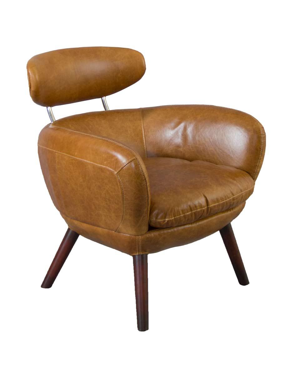 Designsessel swinford vintage leder columbia brown ledersessel sessel m bel 60er 1149516848542 - Retro wohnideen ...