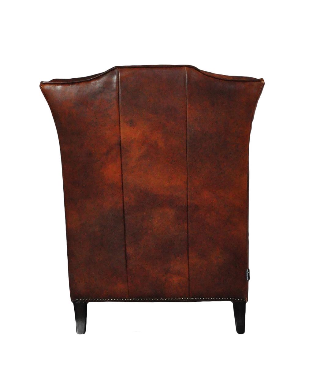 echtleder vintage clubsessel designsessel syston. Black Bedroom Furniture Sets. Home Design Ideas