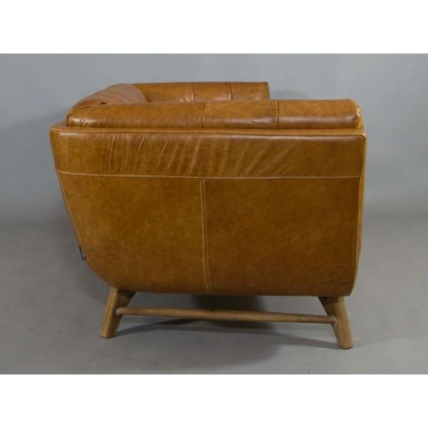 design clubsofa forster 2 5 sitzer vintage leder sofa couch m bel ledersofa neu 791756419115 ebay. Black Bedroom Furniture Sets. Home Design Ideas