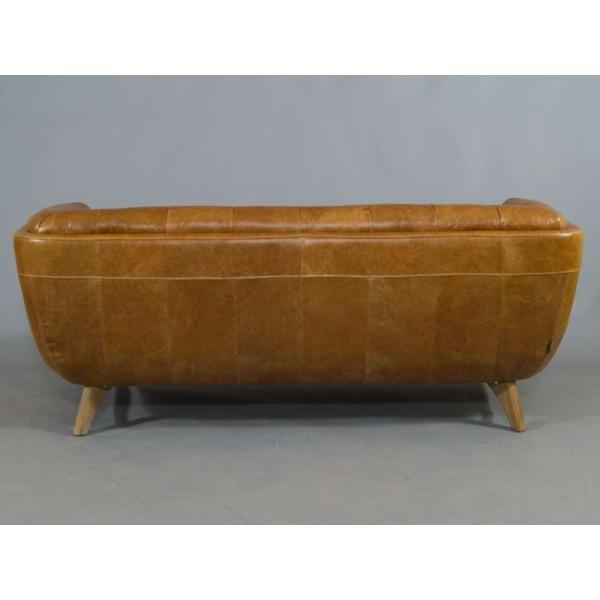 design clubsofa forster 2 5 sitzer vintage leder sofa. Black Bedroom Furniture Sets. Home Design Ideas