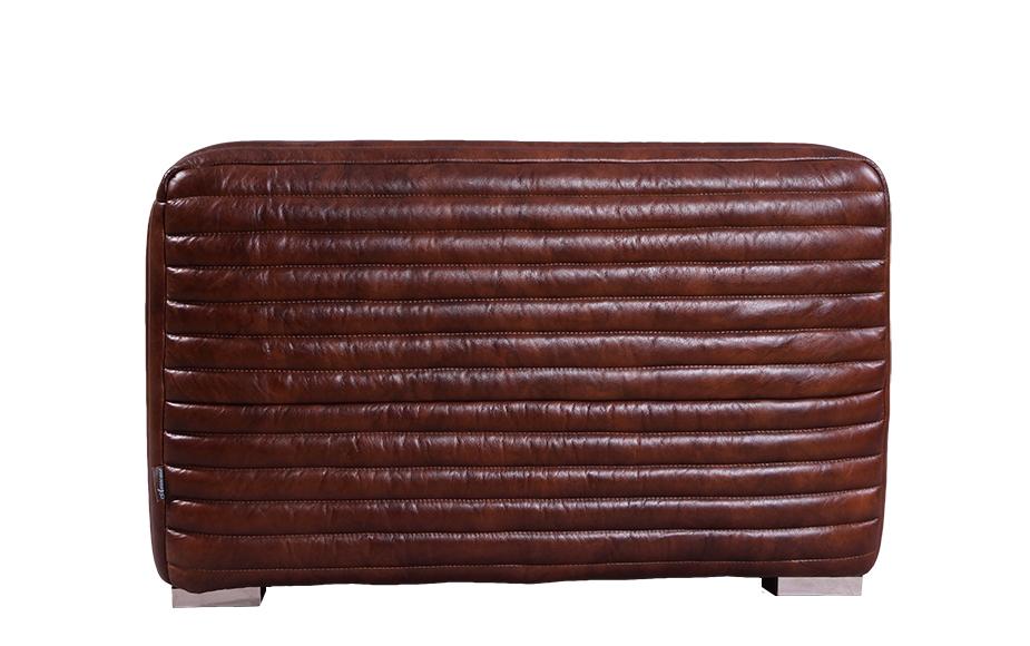 Lamberton echtleder vintage 2 sitzer ledersofa designsofa for Ledersofa ebay