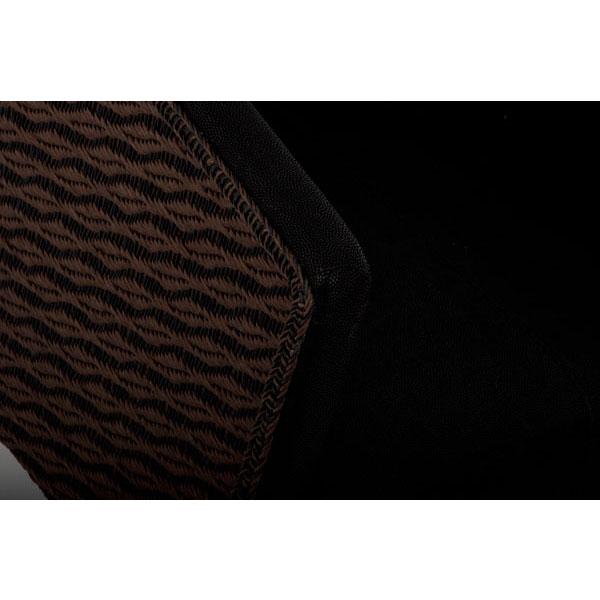 loom stuhl dark flair esszimmerstuhl armlehnenstuhl alcantara k chenstuhl rattan ebay. Black Bedroom Furniture Sets. Home Design Ideas