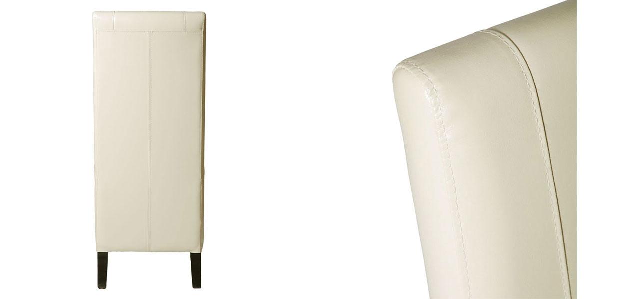 lederstuhl klassik leder bycast leder stuhl esszimmerstuhl. Black Bedroom Furniture Sets. Home Design Ideas