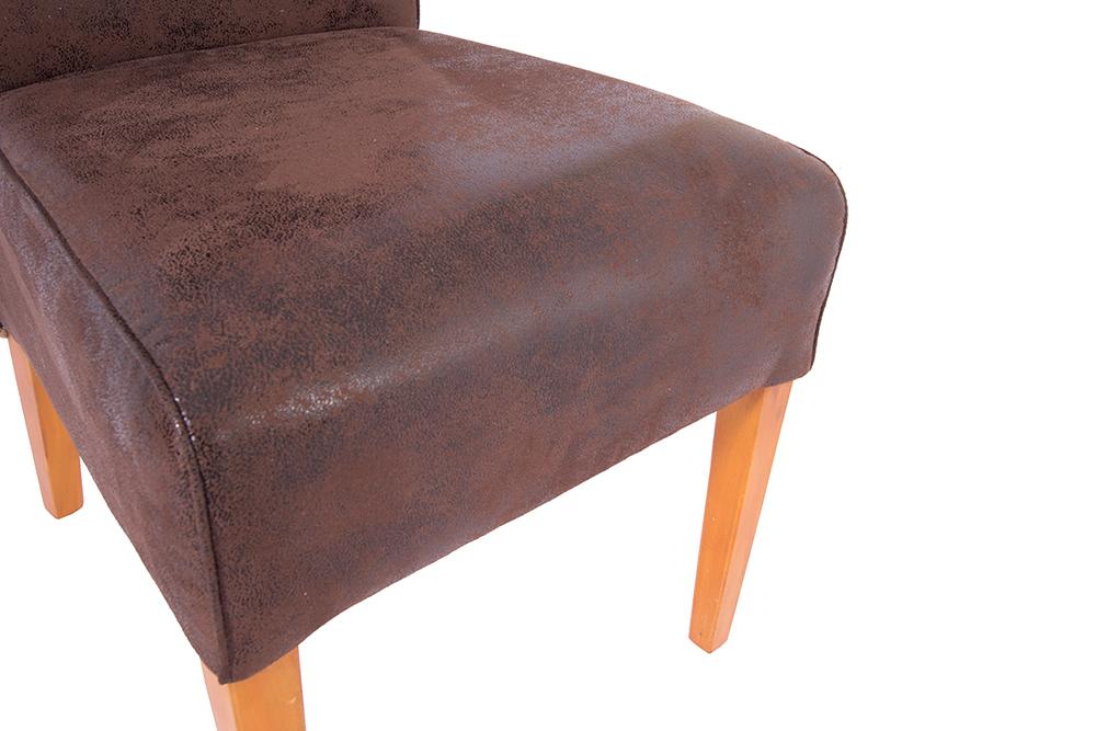4x esszimmerstuhl phillip rattan geflecht special mix honey leder stuhl ebay. Black Bedroom Furniture Sets. Home Design Ideas